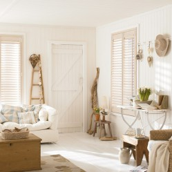 Luxury Beach House Shutters