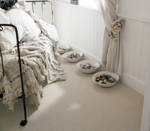 Wool Woven Bedroom Carpet