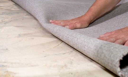 Carpet Laying Professional